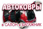 Автомобильные коврики Тольятти