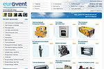 Вентиляционное оборудование для промышленных предприятий и торговых центров